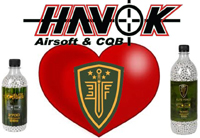 Havok Airsoft & CQB - Party Packages for HALF OFF!